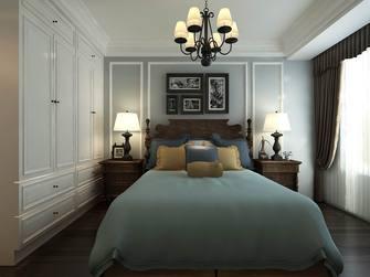 140平米四北欧风格卧室装修图片大全