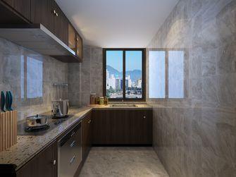 豪华型140平米四室四厅中式风格厨房装修效果图