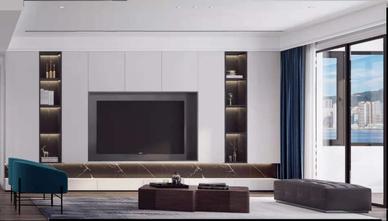 20万以上140平米四室两厅新古典风格客厅图片大全