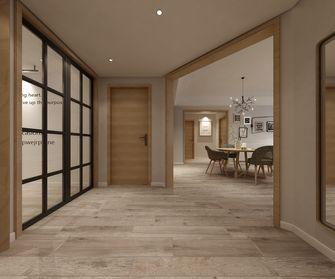 110平米北欧风格走廊效果图