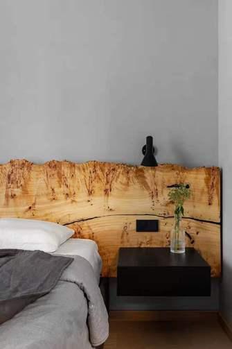 110平米三室两厅工业风风格卧室装修效果图