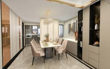 20万以上140平米别墅新古典风格餐厅装修案例