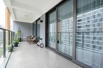 20万以上140平米四室两厅现代简约风格阳台图片大全