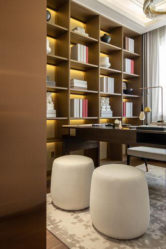 10-15万130平米三中式风格书房装修案例