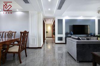 15-20万120平米三室两厅混搭风格走廊装修图片大全