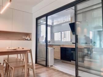 10-15万80平米三室两厅日式风格厨房图片大全