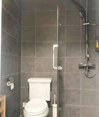 经济型40平米小户型现代简约风格卫生间图片