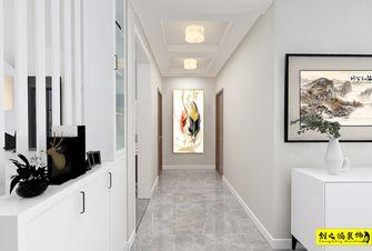 富裕型140平米四室两厅现代简约风格走廊设计图