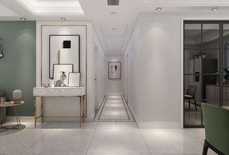 130平米四室两厅北欧风格走廊图片