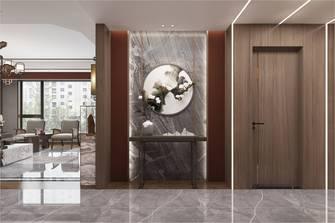 富裕型140平米四室两厅中式风格玄关欣赏图