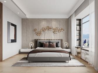 130平米四室三厅现代简约风格卧室效果图