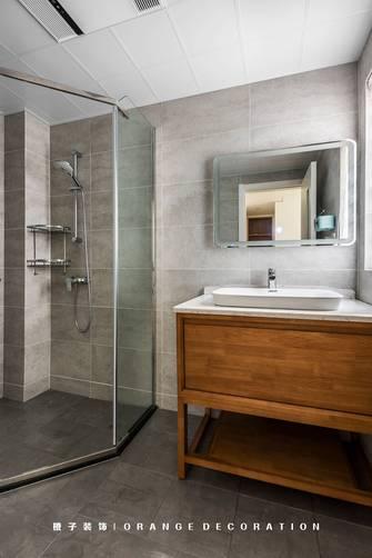 3万以下110平米四室两厅北欧风格卫生间设计图