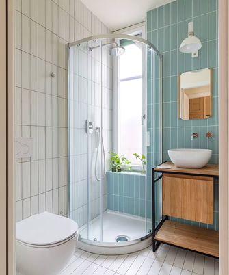 110平米三室两厅新古典风格卫生间图