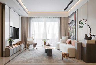 10-15万120平米三日式风格客厅装修图片大全