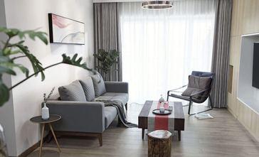 10-15万90平米日式风格客厅装修案例