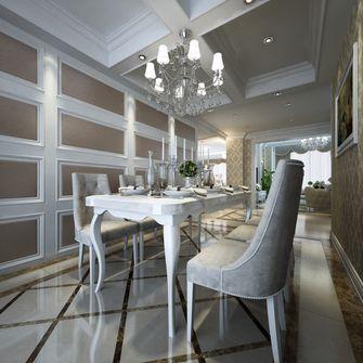 110平米欧式风格餐厅装修案例
