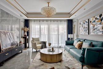 20万以上140平米三室两厅美式风格客厅效果图
