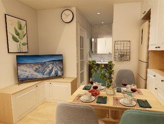 小户型现代简约风格客厅效果图