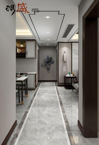 3-5万110平米三室两厅中式风格客厅图