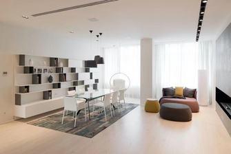 一室两厅北欧风格餐厅装修效果图