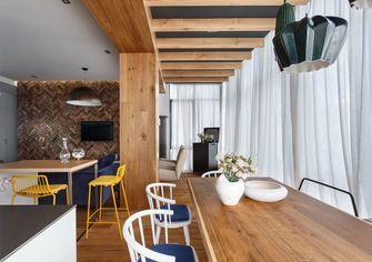100平米混搭风格餐厅装修案例