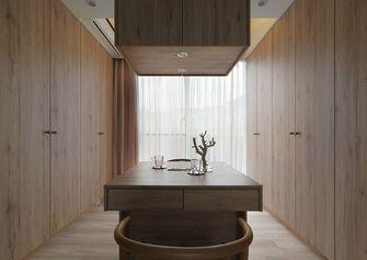 5-10万70平米一室两厅中式风格书房装修案例