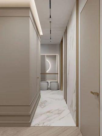 90平米三室两厅轻奢风格走廊装修案例