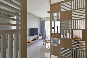 经济型70平米三室两厅日式风格玄关欣赏图