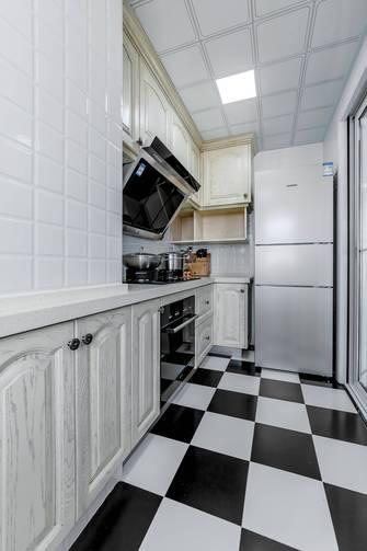 3万以下100平米美式风格厨房效果图