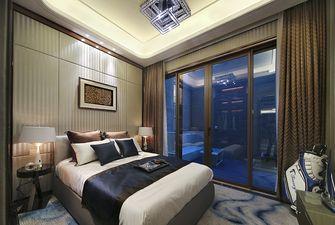豪华型140平米别墅新古典风格卧室效果图
