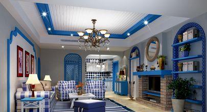 豪华型140平米四地中海风格客厅欣赏图