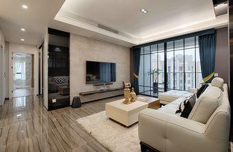 140平米四室一厅英伦风格客厅设计图