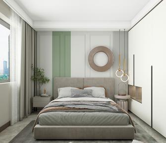 120平米三现代简约风格卧室图
