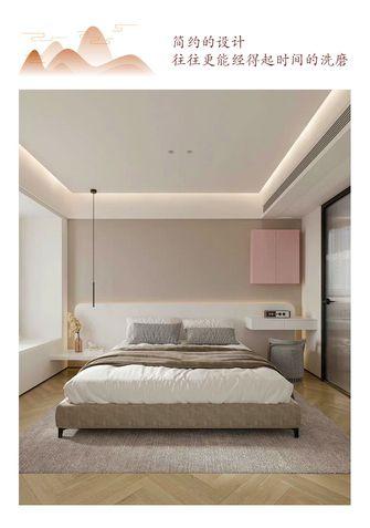 20万以上120平米新古典风格卧室图