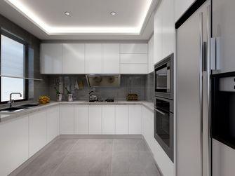 140平米中式风格厨房欣赏图
