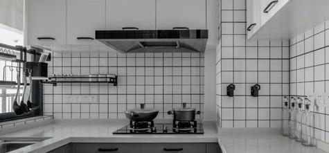 三北欧风格厨房装修效果图