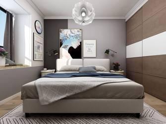 80平米一居室欧式风格卧室装修效果图