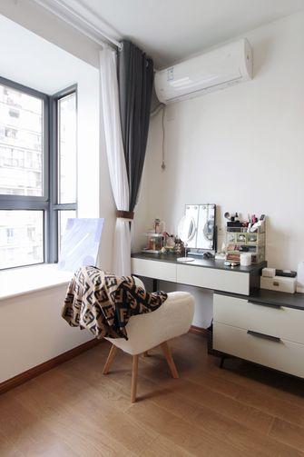 富裕型120平米三室两厅现代简约风格衣帽间图片大全