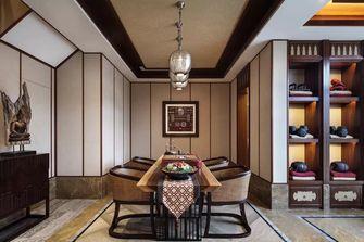 经济型140平米别墅东南亚风格客厅装修图片大全