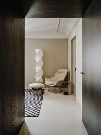 富裕型120平米三室一厅现代简约风格卧室图