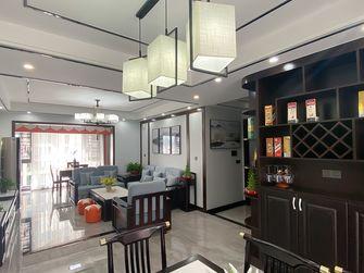富裕型100平米三中式风格客厅效果图