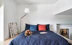 10-15万30平米小户型现代简约风格卧室装修效果图