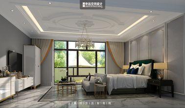 20万以上140平米别墅新古典风格卧室设计图