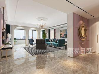 豪华型140平米四混搭风格客厅图