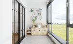 豪华型130平米四欧式风格阳台图片