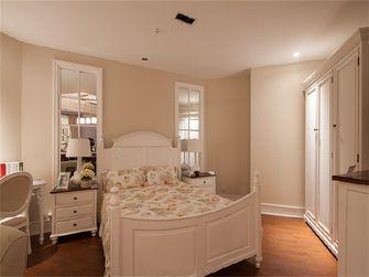富裕型70平米田园风格卧室装修效果图