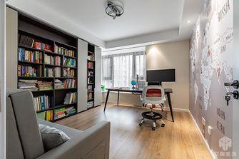 15-20万140平米复式现代简约风格书房效果图