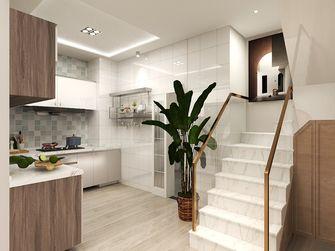 经济型70平米公寓北欧风格楼梯间装修案例