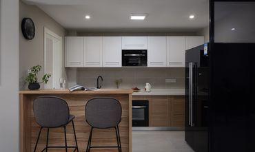 富裕型140平米三北欧风格厨房装修图片大全