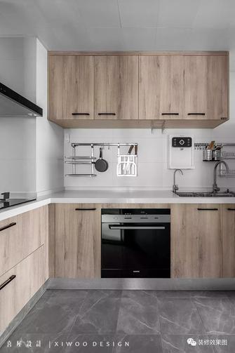 100平米三日式风格厨房装修图片大全